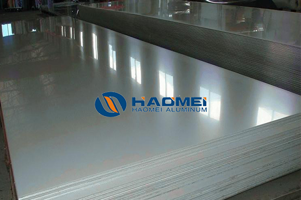 5052 and 6061 aluminum plate piles