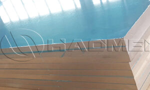 thermal insulation aluminum sheet