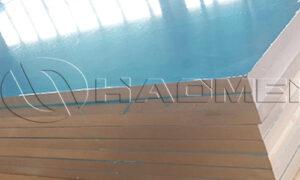 thermal insulation aluminum sheet