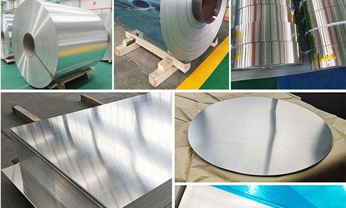 1050 aluminium alloy products