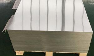 8000 series aluminium alloy sheet