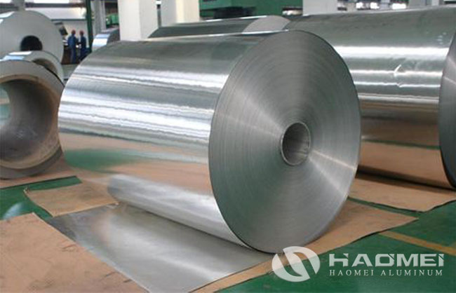 rolled aluminium sheets